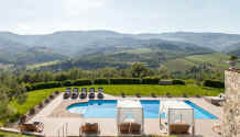 Vitigliano Relais and Spa near Panzano in Chianti, Tuscany